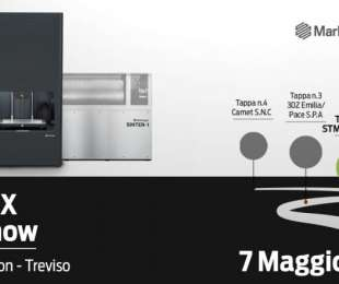 Roadshow Metal X STM Innovation – Treviso Maggio 7, 10-16